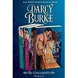The Untouchables Books 1-3: The Forbidden Duke, The Duke of Daring, The Duke of Deception