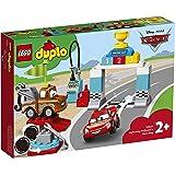LEGO DUPLO Lightning McQueen's Race Day 10924 Building Kit