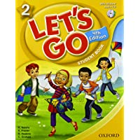 Lets Go 4th Edition Level 2 Student Book with Audio CD Pack…