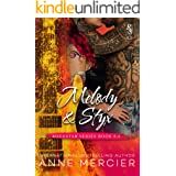 Melody & Styx (Rockstar Series Book #9.5): A ROCKSTAR SERIES ROMANCE (A Rockstar Series Between the Numbers/Holiday Short Sto