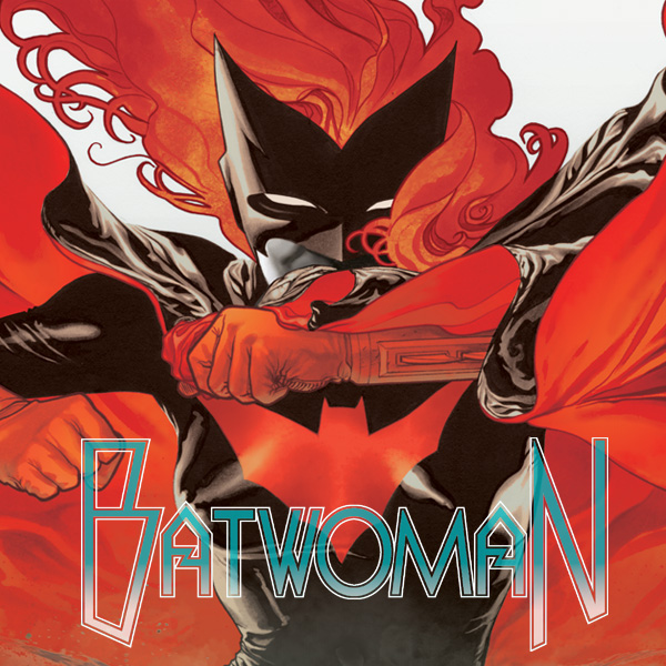 Batwoman (2011-2015) (Collections) (6 Book Series)