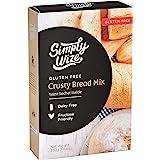 Simply Wize Gluten Free Crusty Bread Mix 330 g, 330 g