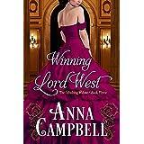Winning Lord West (Dashing Widows)