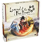 Fantasy Flight Games L5C01 Legend of The Five Rings Core Set Card Game