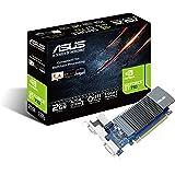 Asus GeForce GT 710 2GB GDDR5 HDMI VGA DVI Graphics Card, 90YV0AL3-M0NA00,Black