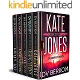 Kate Jones Thriller Series Omnibus: The complete Kate Jones Thriller Series