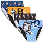 Star Wars Boys Underwear Brief (4 Pack)