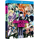 Mob Psycho 100: Complete Series [Blu-ray] [Import]