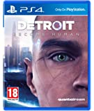 Detroit Become Human - PlayStation 4 - Imported