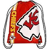 Kansas City Chiefs Big Logo Drawstring Backpack