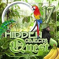 Hidden Objects Quest 17: Jungle Adventure