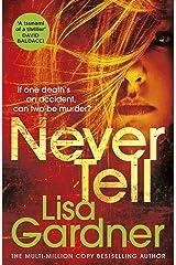 Never Tell (Detective D.D. Warren) Kindle Edition