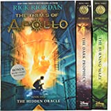 Trials of Apollo, the 3-Book Paperback Boxed Set