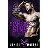 Stanton's Sins: A Bad Boy Biker Billionaire Romance (The Demon Squad MC Book 4)