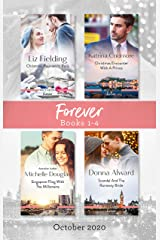 Forever Box Set 1-4 Oct 2020/Christmas Reunion in Paris/Christmas Encounter with a Prince/Singapore Fling with the Millionaire/Scandal an (Christmas at the Harrington Park Hotel Book 1) Kindle Edition