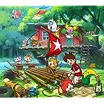 妖怪ウォッチ HD(1440×1280) 『妖怪ウォッチ3』ジバニャン,ケータ,トムニャン,KKブラザーズ,あしたガール,ウィスパー,ピントコーン