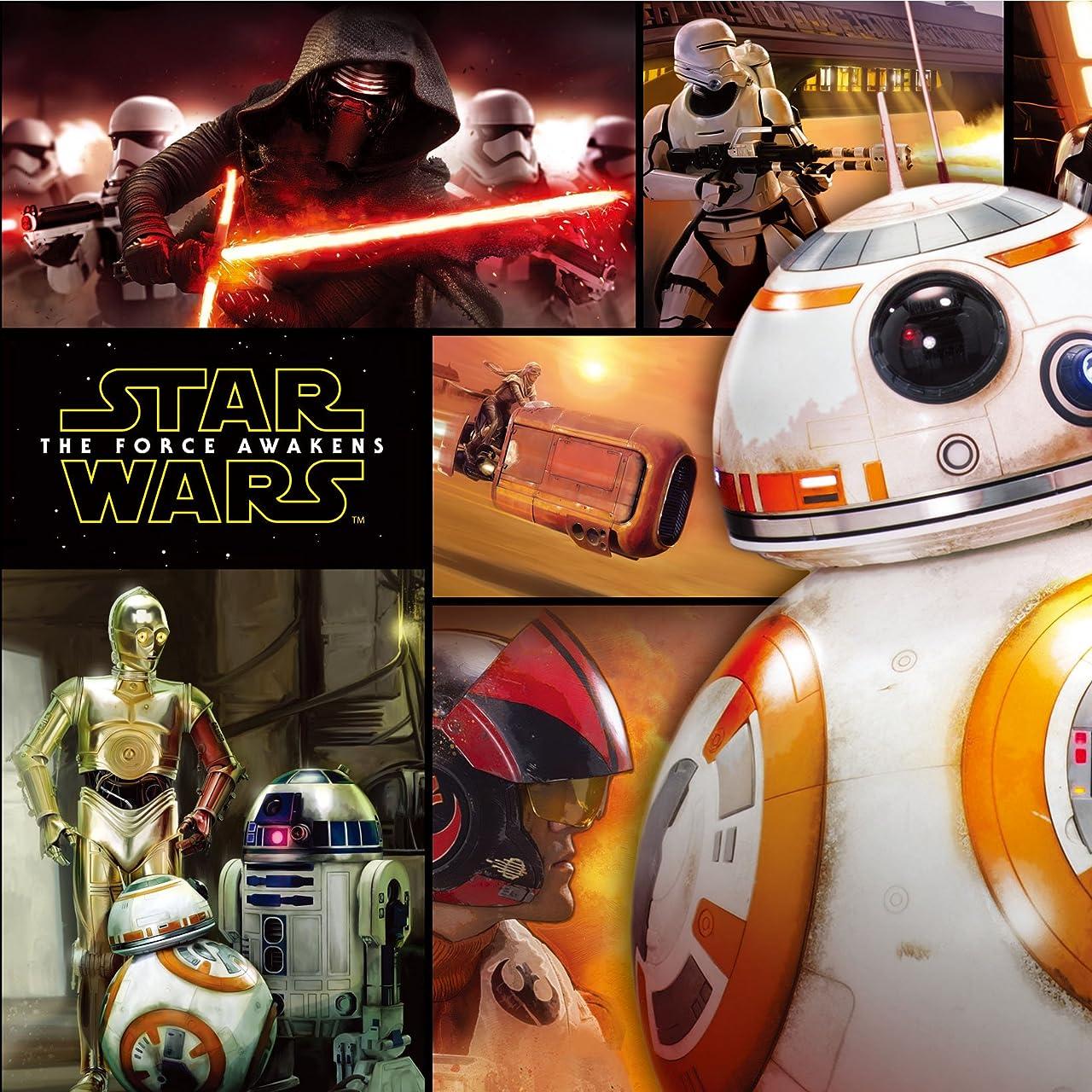 スター ウォーズ Star Wars フォースの覚醒 Bb 8 C 3po R2 D2
