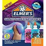 Elmer's Glue-All Multi-Purpose Liquid Glue Slime Starter Kit Bundle Galaxy