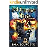 Jack-O-Lantern Magic (Familiar Kitten Mysteries Book 7)