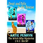 The Witch Who Mysteries 1 to 3 : Box Set: Penzi and Felix to the Rescue (The Witch Who Mysteries Box Sets)