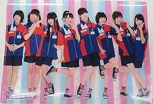 私立恵比寿中学 クリアファイル サークルKサンクス 制服