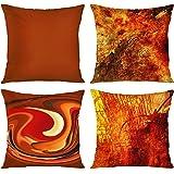 Emvency Throw Pillow Cover Decorative Pillow Case Home Decor Square Parent Pillowcase, Polyester & Polyester Blend, Multi 6,