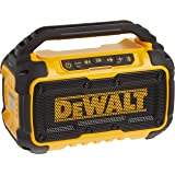 DEWALT 20V MAX* Bluetooth Speaker for Jobsite, Tool Only (DCR010)