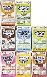 明治メイバランスMini アソートBOX 24本入(8種類×3本)