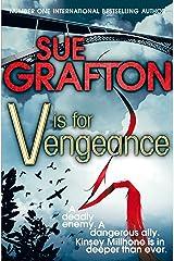 V is for Vengeance: A Kinsey Millhone Novel 22 Kindle Edition