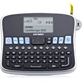 Dymo S0879530 Desktop Label Maker | LabelManager 360D Rechargeable Hand-Held Label Maker | Easy-to-Use, One-Touch Smart Keys,