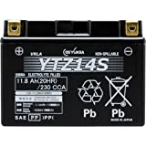 GS YUASA [ ジーエスユアサ ] シールド型 バイク用バッテリー [ 液入充電済 ] YTZ14S