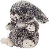 Dilly dudu Woodland Bunny/Rabbit Stuffed Animal Plush Soft Toy 6-Inch