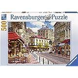 Ravensburger 14116 Quaint Shops Puzzle 500pc,Adult Puzzles