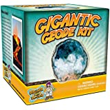 Break Open A Gigantic Geode - This Large Rock Has Amazing Crystals Inside!