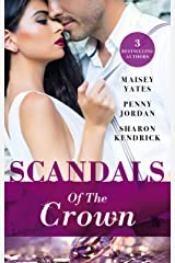 Scandals Of The Crown - 3 Book Box Set (The Santina Crown) Kindle Edition