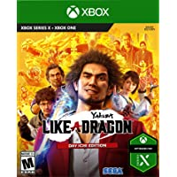 Yakuza: Like a Dragon - Day One Edition (輸入版:北米) - XboxOne