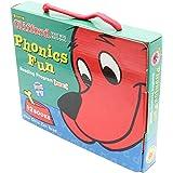 英語 絵本 Clifford Phonics Fun 12冊 ボックスセット 1 CD付