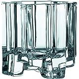 Nachtmann Lead Free Crystal Votive Glass 9.3xH9.8cm, Hikari