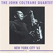New York City '65 (feat. McCoy Tyner, Jimmy Garrison, Elvin Jones)