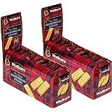 Walkers Shortbread Fingers Shortbread Cookies Snack Packs, 15 Count (Pack of 2)