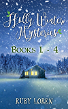 Holly Winter Mysteries, Books 1 - 4 (English Edition)