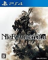 "NieR:Automata(尼尔:机械纪元 )(首发特典""Pod model:白皮书""里可以使用的产品代码 附赠)- PS4"