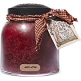 A Cheerful Giver Juicy Apple 34 oz. Papa Jar Candle