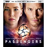 パッセンジャー 4K ULTRA HD & ブルーレイセット [4K ULTRA HD + Blu-ray]