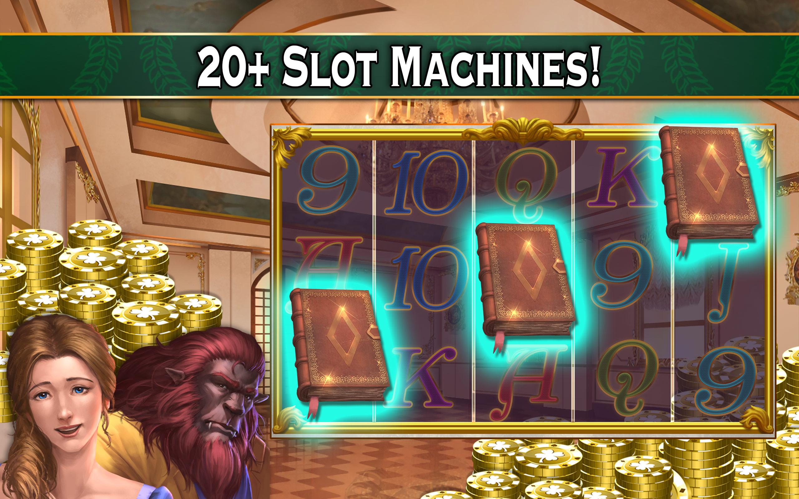 free slot jackpot games