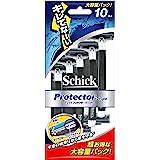 シック Schick プロテクター ディスポ 使い捨て (10本入)