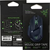 Razer Mouse Grip Tape - for Razer Basilisk Ultimate/Basilisk V2/Basilisk X Hyperspeed: Anti-Slip Grip Tape - Self-Adhesive De