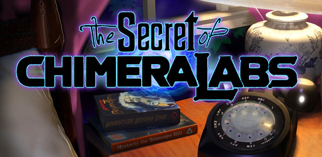 『The Secret of Chimera Labs』の1枚目の画像