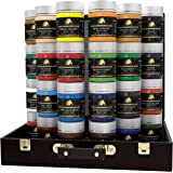 Acrylic Paint Set - 100ml x 24 - Art Paints - Artists' Quality Paints - MyArtscape