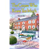 The Corpse Who Knew Too Much (A Food Blogger Mystery Book 4)